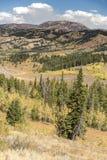 Salt River Durchlauf Lander schnitt Wyoming ab lizenzfreie stockfotografie
