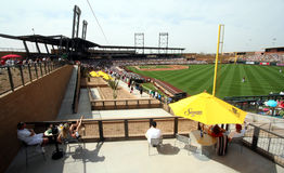 Salt River Fields Royalty Free Stock Photography