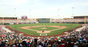 Salt River Fields Stock Images