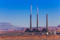 Salt River Project-Navajo Generating Station stock images