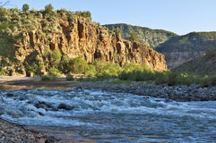 Salt River Rapids Stock Photos