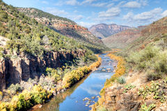 Salt River Royalty Free Stock Images