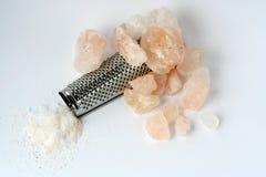 salt rock Royaltyfri Foto