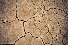 Salt saline lakes in Formentera Island, Spain Stock Image