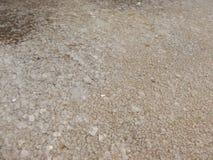 Salt salt extraction food industry India. Texture of crystals salt salt extraction food industry India, Karnataka, Gokarna, March, 2017 royalty free stock photo