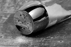 Salt Shaker. Photo of a Salt Shaker stock photography