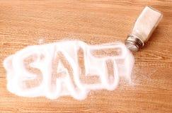 Salt shaker Royalty Free Stock Photos