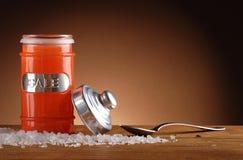 Salt shaker Royalty Free Stock Photography