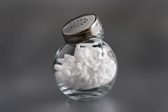 Salt shaker Stock Photography