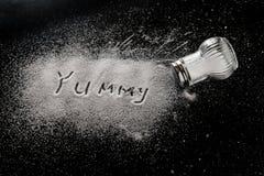 Salt shaker Royalty Free Stock Photo