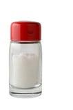Salt shaker vertical Stock Photo