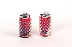 Salt Shakers  Royalty Free Stock Photography