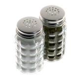 salt shakers för peppar Royaltyfri Bild