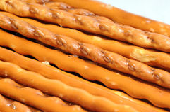 salt sticks Arkivbild