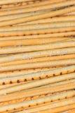 salt sticks Blåttskyen, stillhet bevattnar Royaltyfri Bild