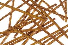 Salt sticks closeup Stock Images
