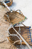 Salt supplies Stock Image