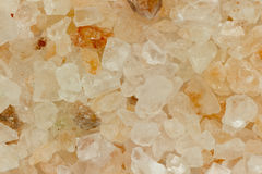Salt texture Stock Photography