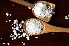 salt trähavstabell arkivfoton