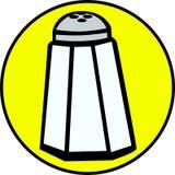 Salt vector illustration Royalty Free Stock Image