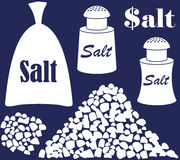 Salt Stock Image