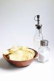 Salt & Vinegar Chips Stock Photography