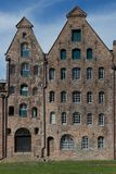 Salt Warehouse in Lubeck Royalty Free Stock Photo