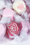 Salt Water Taffy - Vertical Stock Photography