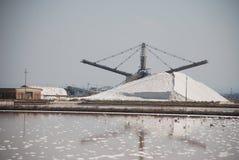 Salt Works 2 Stock Images