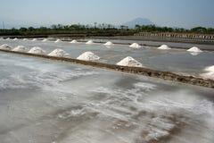 Salt-works Royalty Free Stock Image