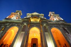 Salta in Argentina Royalty Free Stock Photo