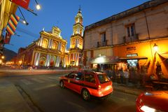 Salta in Argentina Royalty Free Stock Photography