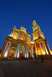 Salta in Argentina Stock Photography