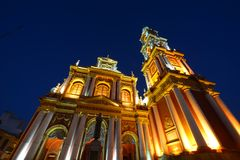 Salta in Argentina Royalty Free Stock Photos