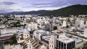 Salta/Salta/Argentina - 01 01 19: Erzdiözese von Salta Aufwändige Kathedrale des 19. Jahrhunderts argentinien stockfoto