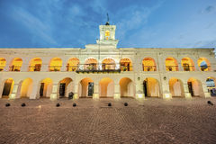 The Salta Cabildo in Salta, Argentina Stock Image