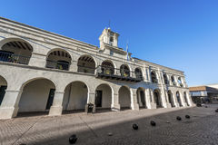 The Salta Cabildo in Salta, Argentina Royalty Free Stock Photo