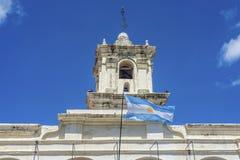 The Salta Cabildo in Salta, Argentina Royalty Free Stock Photo