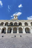 The Salta Cabildo in Salta, Argentina Royalty Free Stock Photos