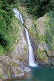 Salta De Dona Juana siklawa, Orocovis, Puerto Rico Fotografia Royalty Free