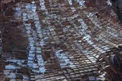 Salta fältet i Peru Royaltyfri Bild