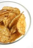 Salta las patatas a la inglesa imágenes de archivo libres de regalías