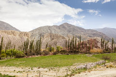Salta Province, Argentina Stock Image