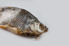 saltad torkad fisk arkivbild
