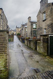 Saltaire Backstreet Royalty Free Stock Photography