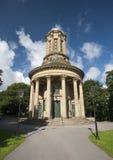 Saltaire vereinigte Reformkirche Stockfotos