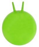 Saltando o balão. Imagem de Stock Royalty Free