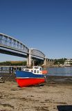 Saltash Devon Photographie stock libre de droits