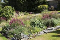 United Kingdom. Saltash (England), UK - August 21, 2015: Cotehele park, near Saltash, Cornwall, England, United Kingdom stock photography