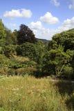 United Kingdom. Saltash (England), UK - August 21, 2015: Cotehele park, near Saltash, Cornwall, England, United Kingdom stock images